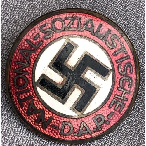 NSDAP Membership Badge # 6115