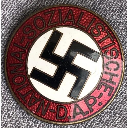NSDAP Membership Badge # 6116