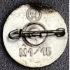 NSDAP Membership Badge # 6117