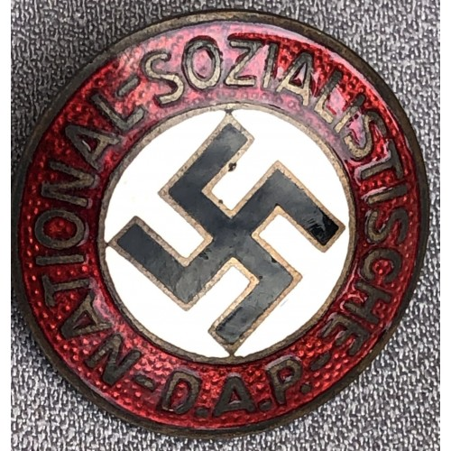 NSDAP Membership Badge # 6119