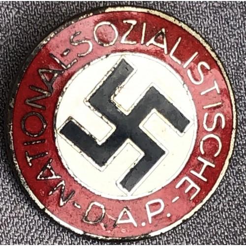 NSDAP Membership Badge # 6121