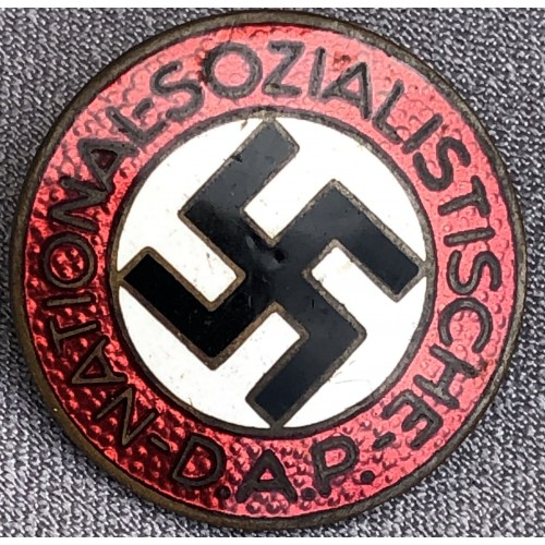 NSDAP Membership Badge # 6123