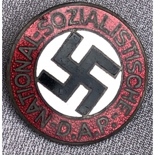 NSDAP Membership Badge # 6124