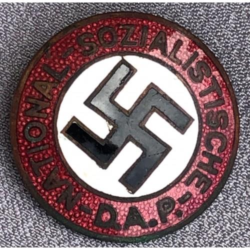 NSDAP Membership Badge # 6126
