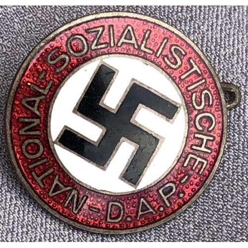 NSDAP Membership Badge # 6127