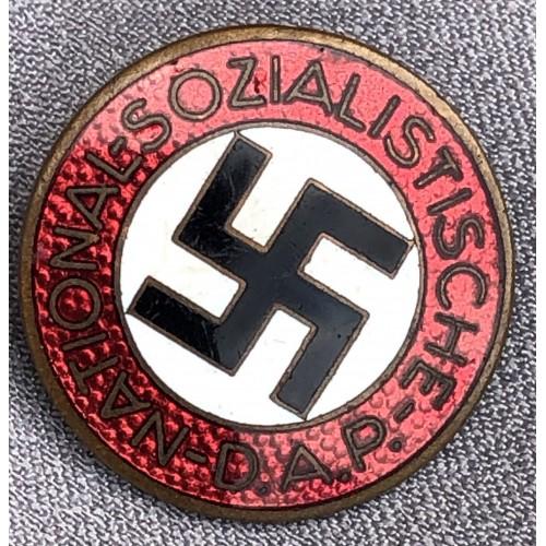 NSDAP Membership Badge # 6128