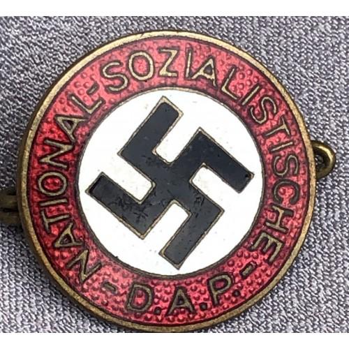 NSDAP Membership Badge # 6129