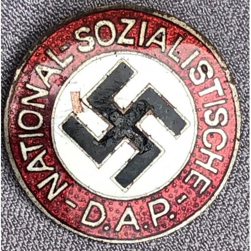 NSDAP Membership Badge # 6131