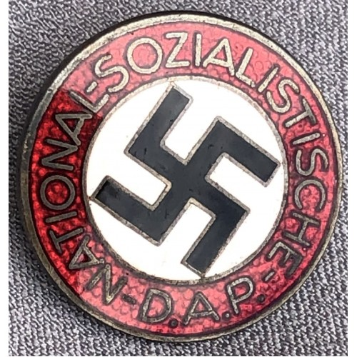 NSDAP Membership Badge # 6132