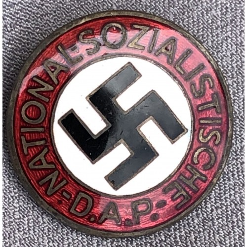 NSDAP Membership Badge # 6133
