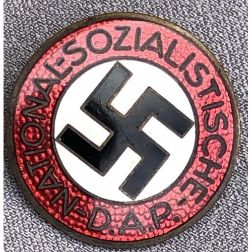 NSDAP Membership Badge # 6134