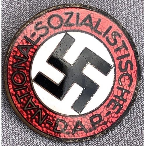 NSDAP Membership Badge # 6135