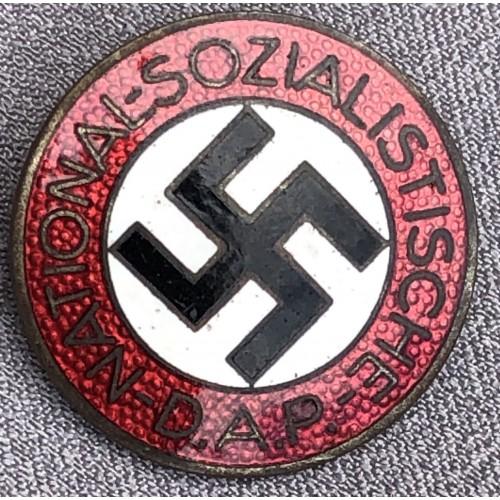 NSDAP Membership Badge # 6136