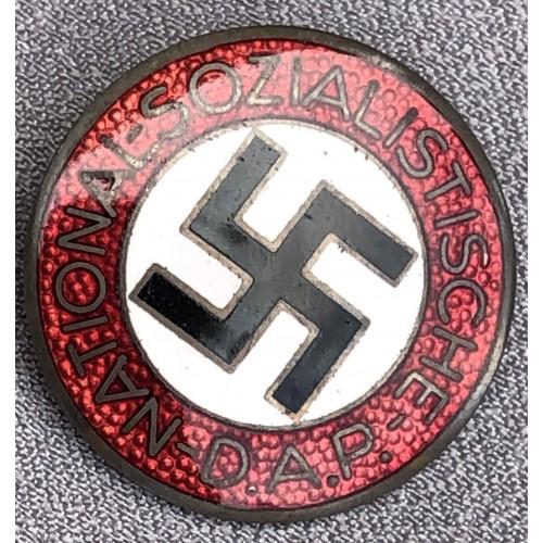 NSDAP Membership Badge # 6139