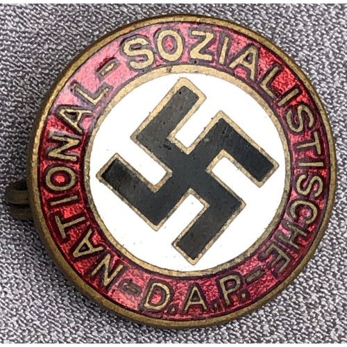 NSDAP Membership Badge # 6141