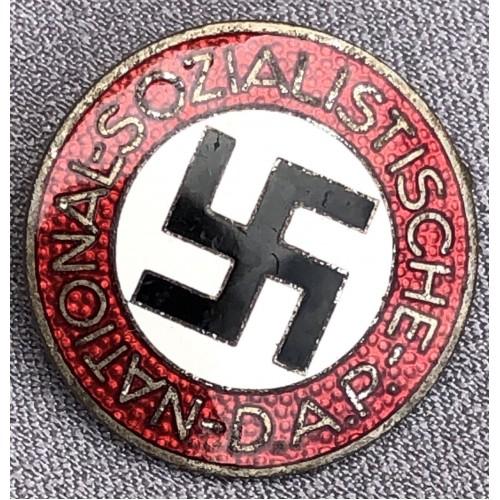 NSDAP Membership Badge # 6142
