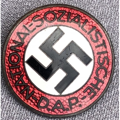 NSDAP Membership Badge # 6143