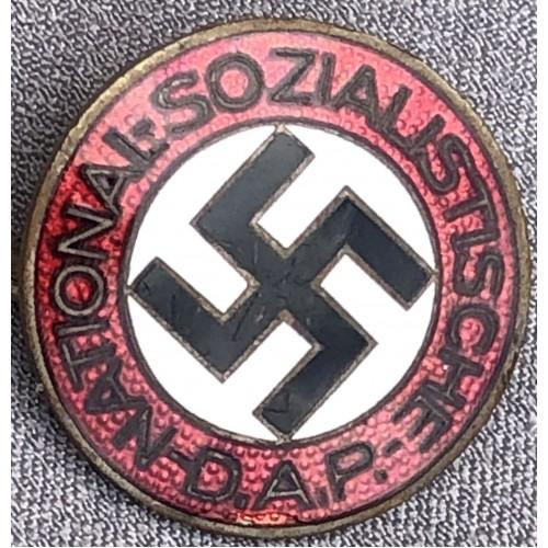 NSDAP Membership Badge # 6145