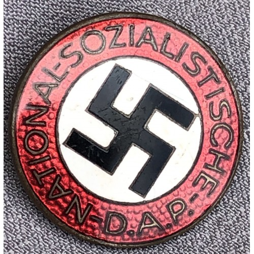 NSDAP Membership Badge # 6146