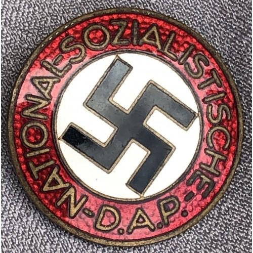 NSDAP Membership Badge # 6147