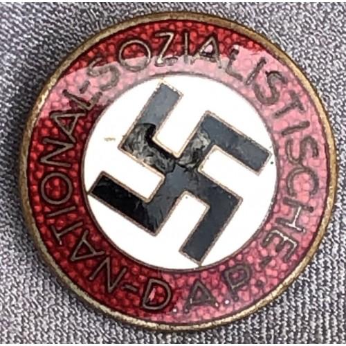NSDAP Membership Badge # 6148