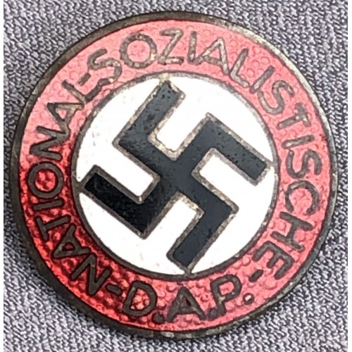 NSDAP Membership Badge # 6152