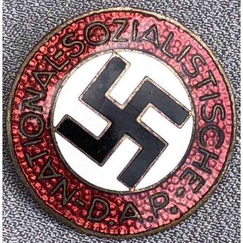 NSDAP Membership Badge # 6153