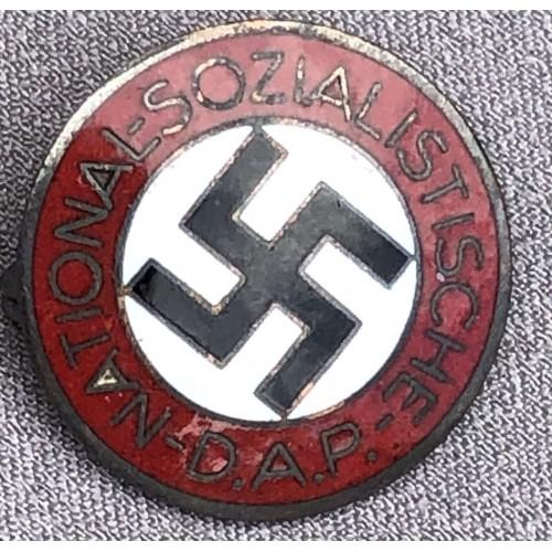 NSDAP Membership Badge # 6154