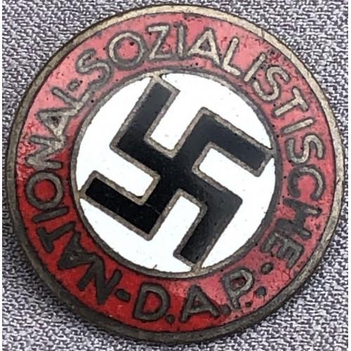 NSDAP Membership Badge # 6155