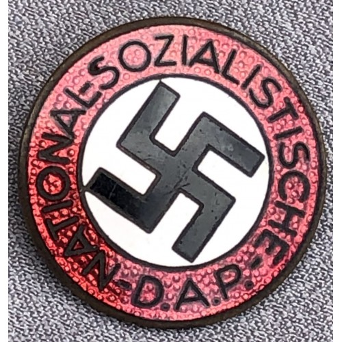 NSDAP Membership Badge # 6157