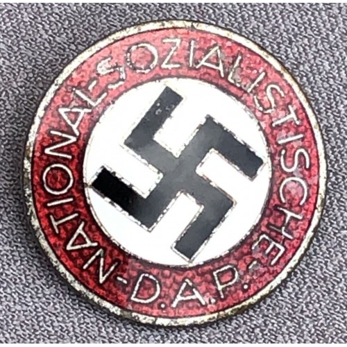 NSDAP Membership Badge # 6158