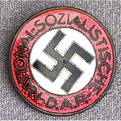 NSDAP Membership Badge # 6159