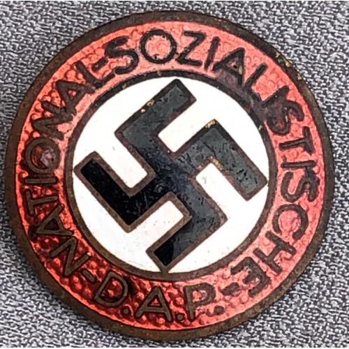 NSDAP Membership Badge # 6161