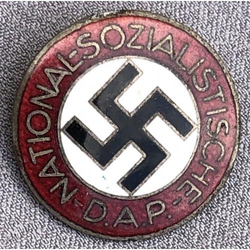 NSDAP Membership Badge # 6165
