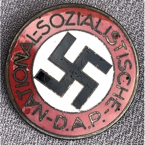 NSDAP Membership Badge # 6171