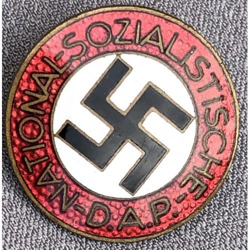 NSDAP Membership Badge # 6172