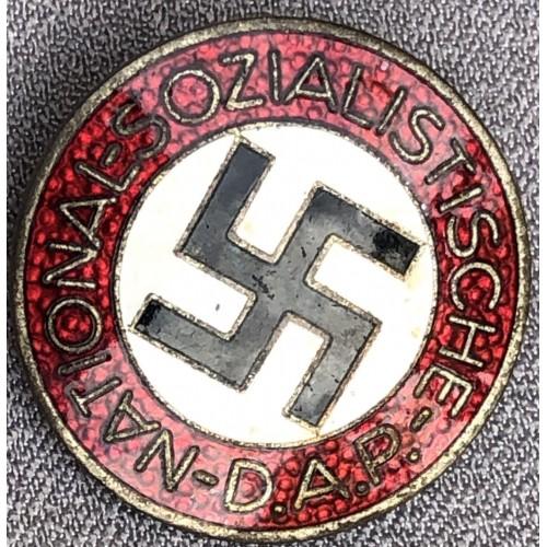 NSDAP Membership Badge # 6173
