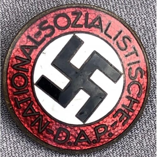 NSDAP Membership Badge # 6174