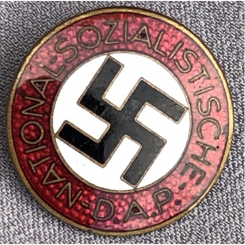 NSDAP Membership Badge # 6175