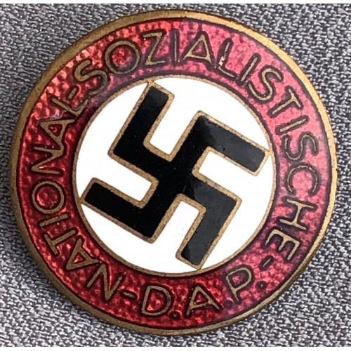 NSDAP Membership Badge # 6176