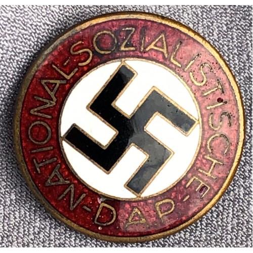 NSDAP Membership Badge # 6178