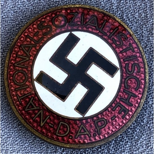 NSDAP Membership Badge # 6179