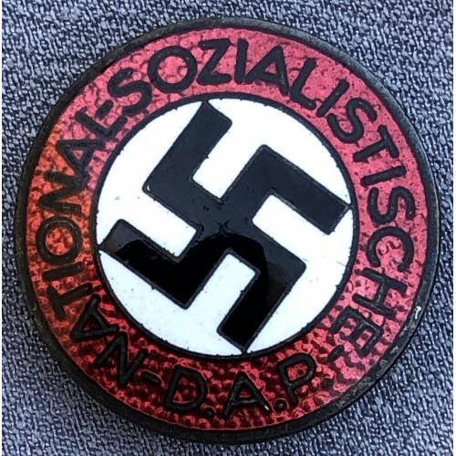 NSDAP Membership Badge # 6180