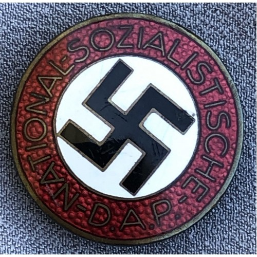 NSDAP Membership Badge # 6181