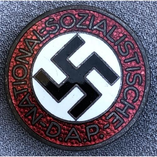 NSDAP Membership Badge # 6182