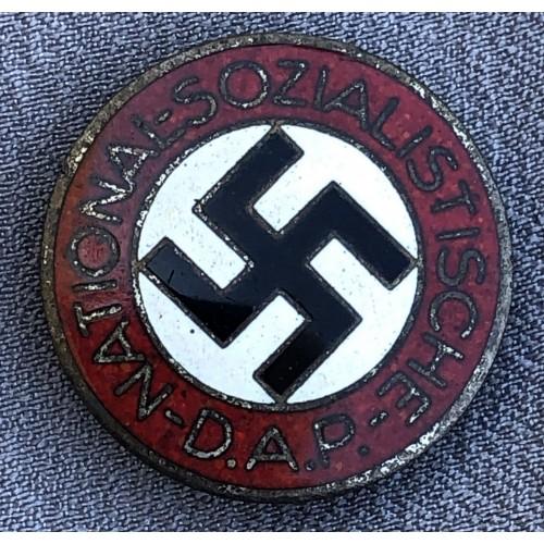 NSDAP Membership Badge # 6183