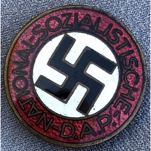 NSDAP Membership Badge # 6184
