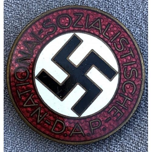 NSDAP Membership Badge # 6185