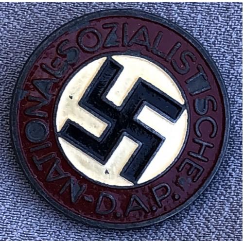 NSDAP Membership Badge # 6189
