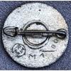 NSDAP Membership Badge # 6190